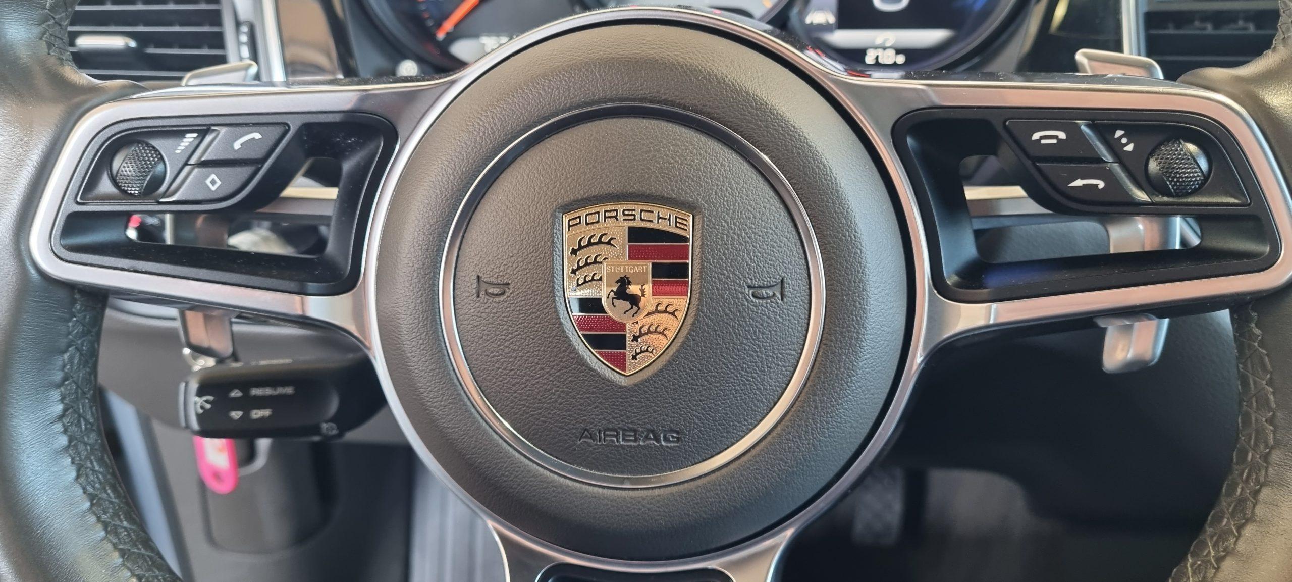 Porsche Macan S 3.0