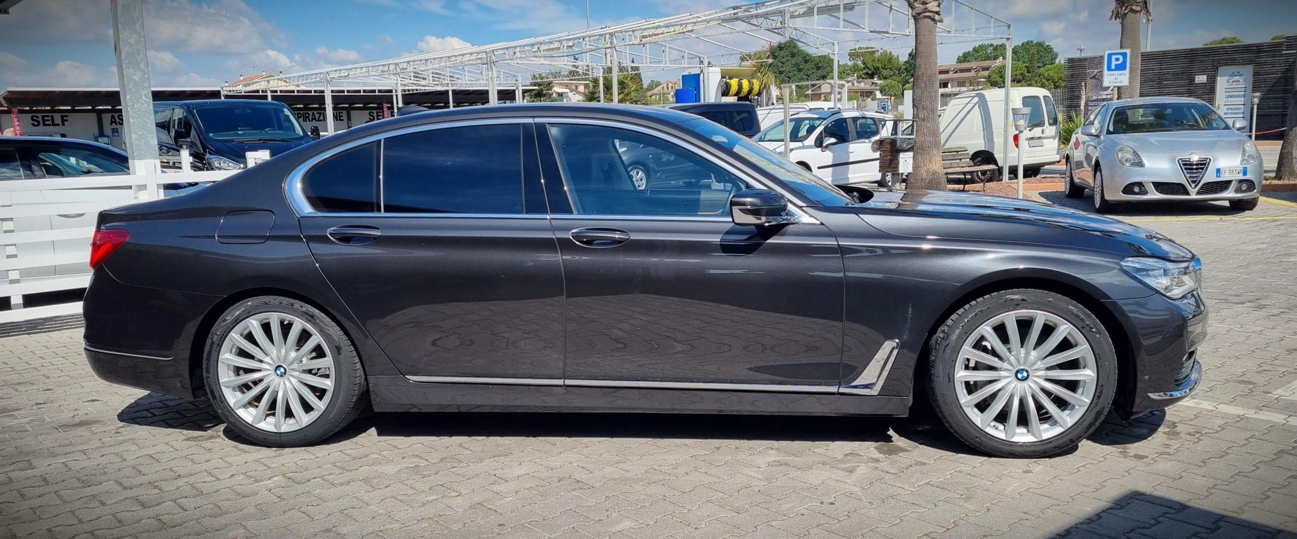 BMW 730 D X-Drive Luxury