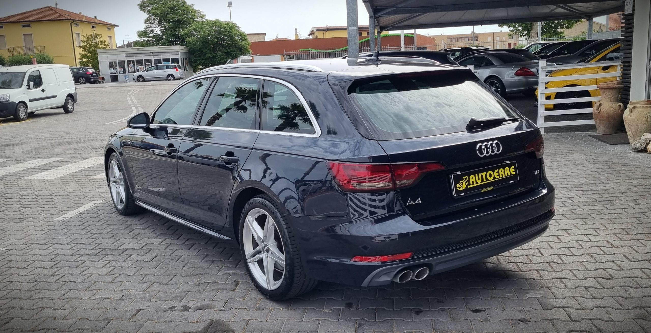 Audi A4 Avant 2.0 Tdi S-Line