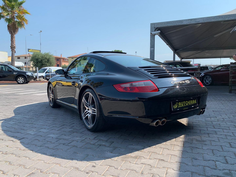 Porsche Carrera 911 4s