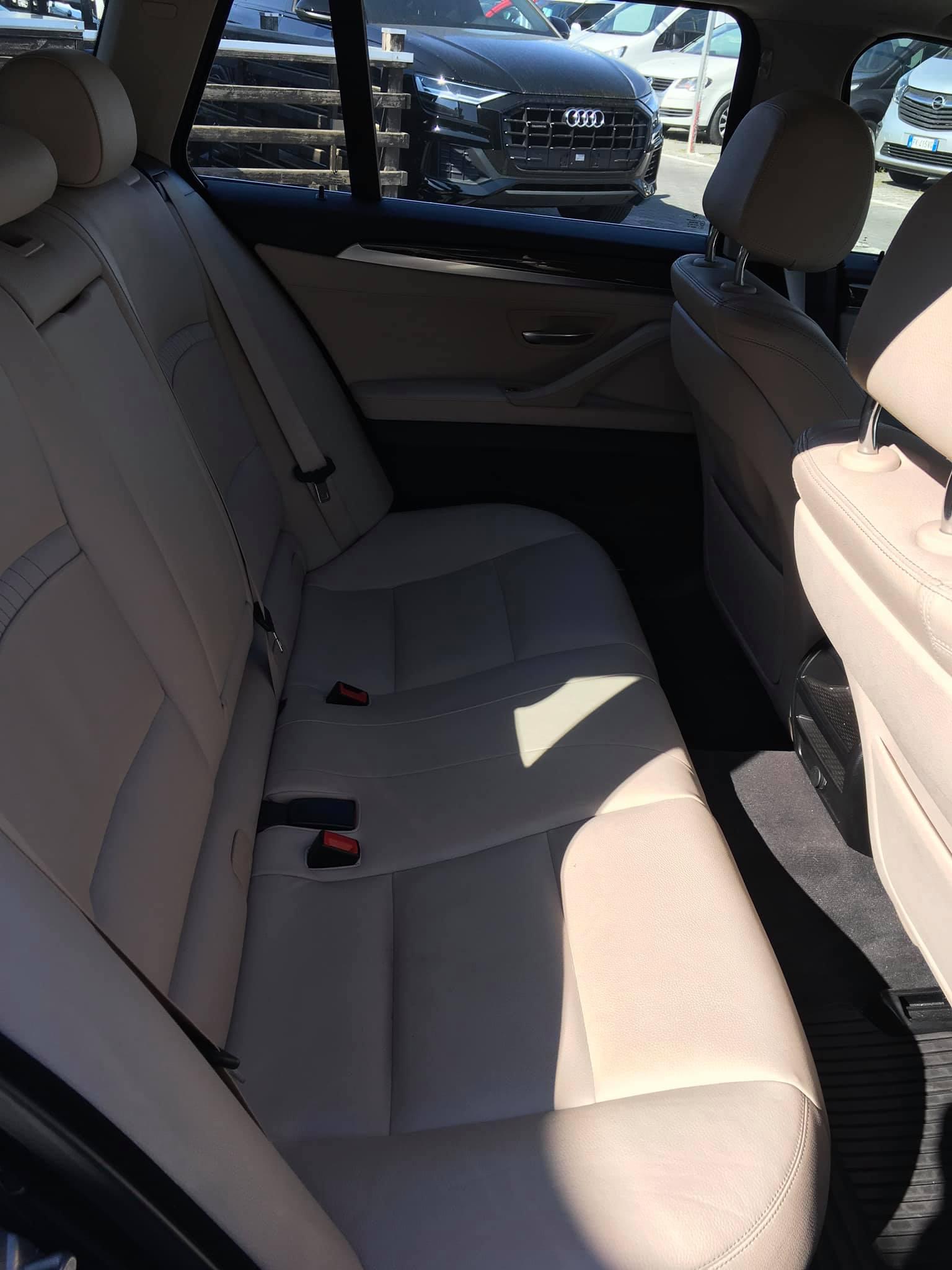 BMW 520D XDRIVE LUXURY