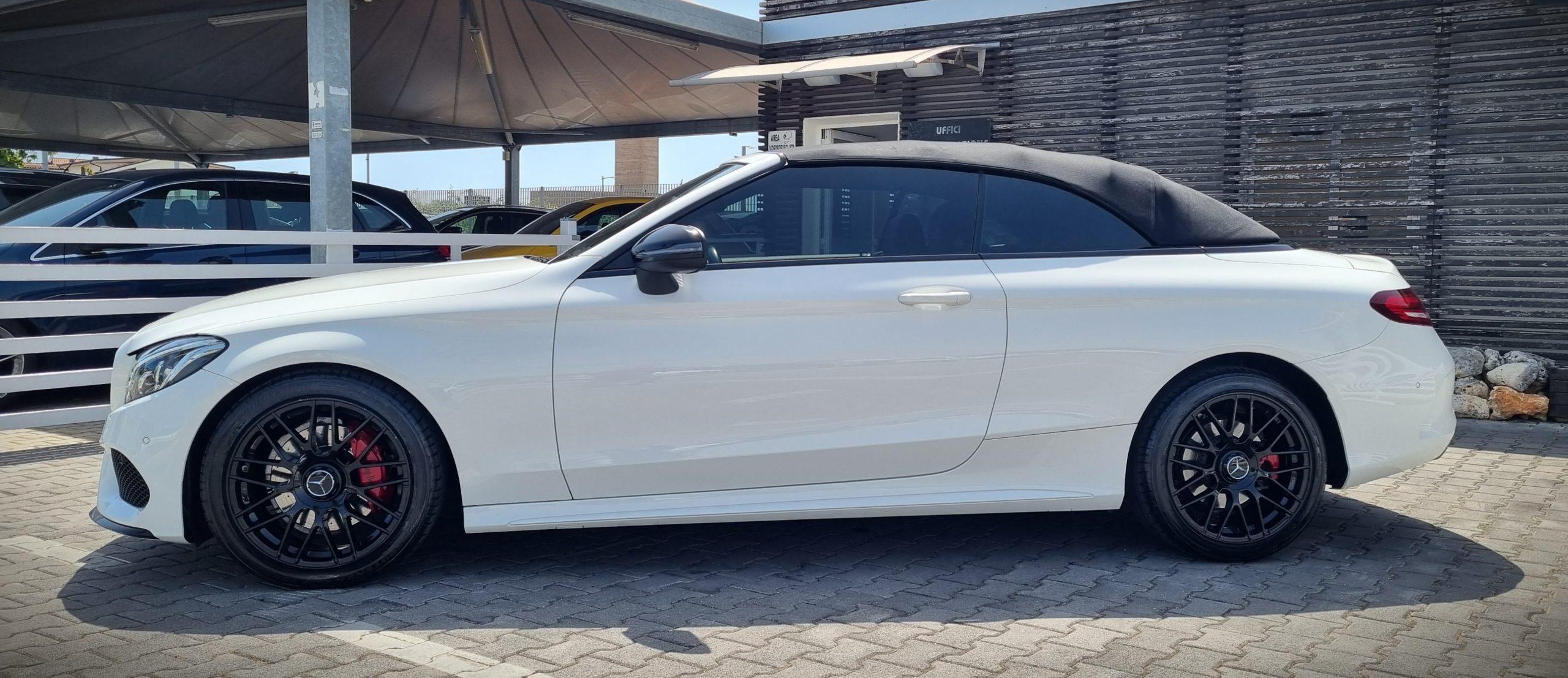 MERCEDES Classe C 220 D Cabrio Premium
