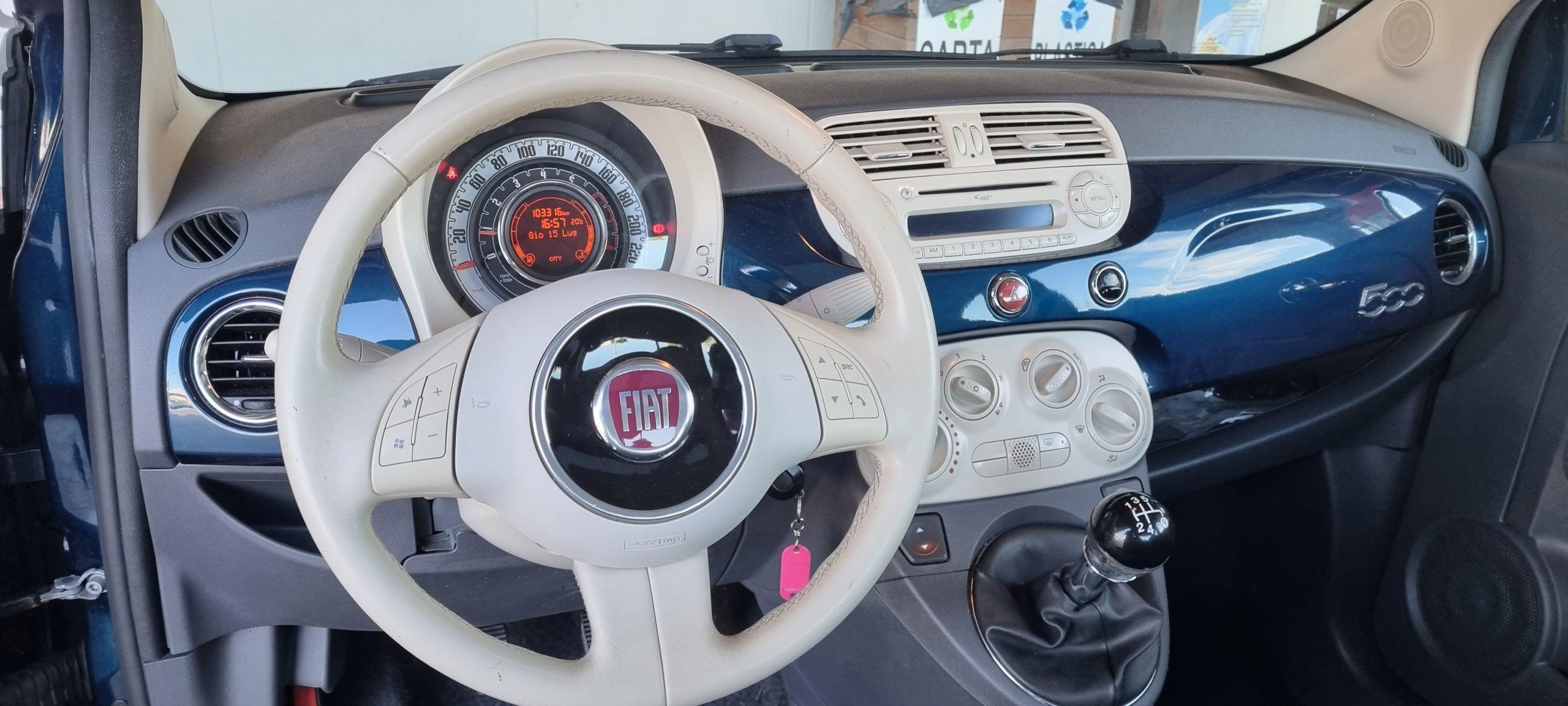 FIAT 500 1.2 EASY POWER Pop