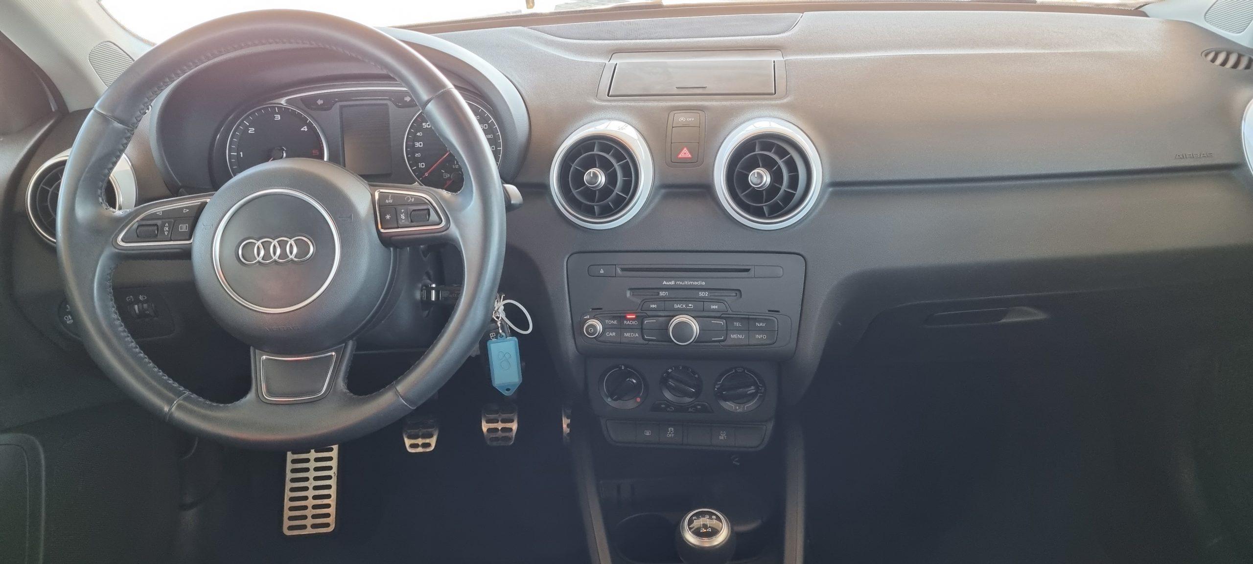 AUDI A1 SPB 1.6 Tdi S-Line Edition