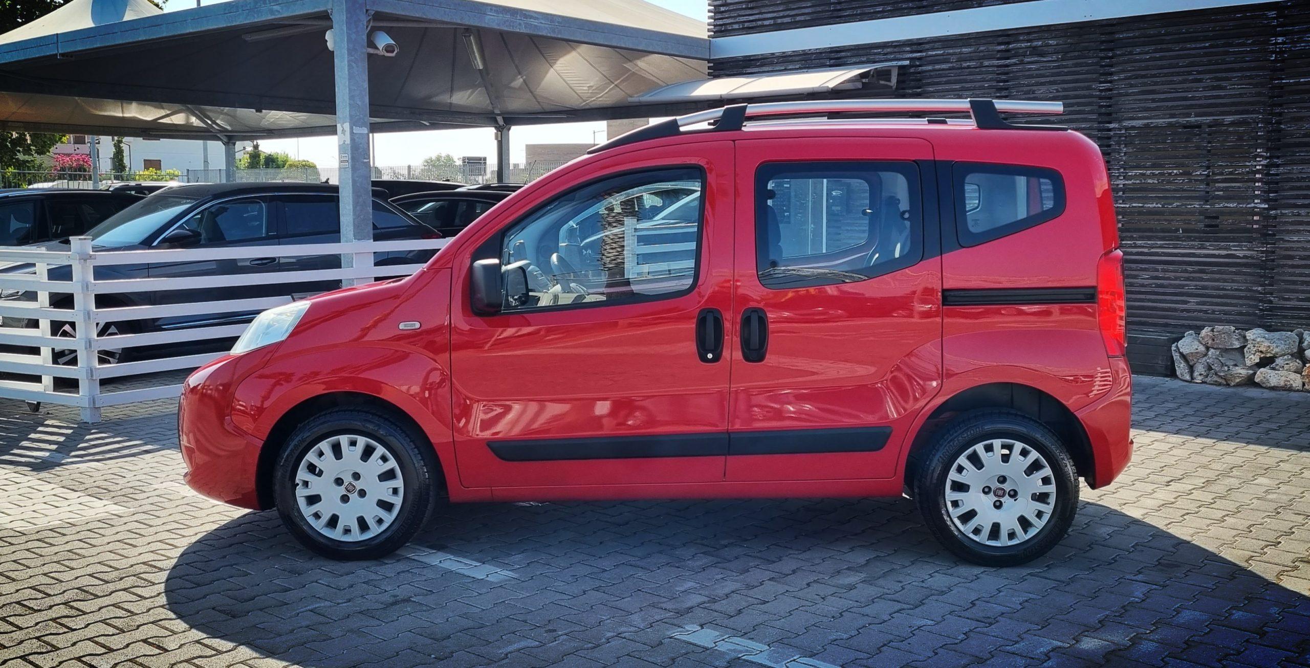 Fiat QUBO 1.3 Mjt Dynamic