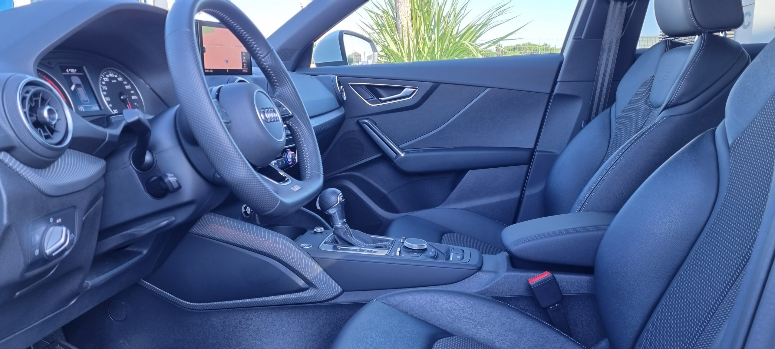 AUDI Q2 35 TDI S-tronic S-Line Edition
